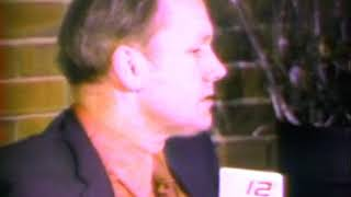 Neil Armstrong talks about prospect of manned landing on Mars during 1971 news conference