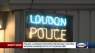 Man accused in Loudon home invasion