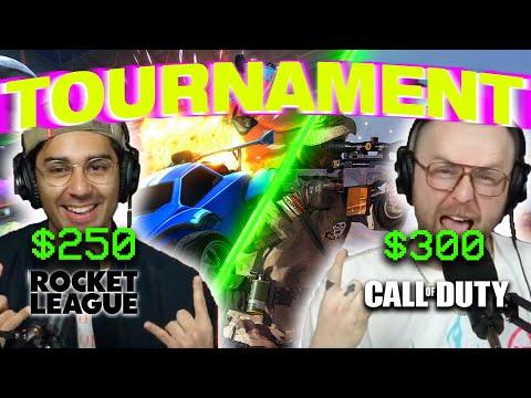 $250 Rocket League + $300 COD Championship Night  eSports  Elevation YTH