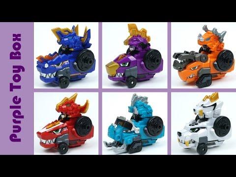 6x Dinosaur Combination Robot, Dino Core Dinosaur Transformer Robot Toys - UCbgeB2Zl2NoSs7r1LQMdNOw