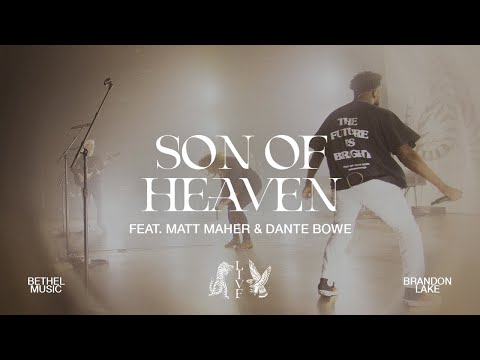 Son Of Heaven (Live) - Brandon Lake, feat. Matt Maher & Dante Bowe  House of Miracles