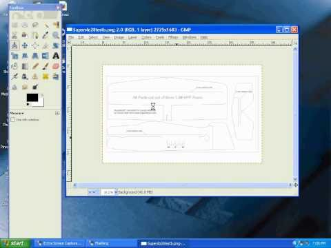 How to make a PDF set of plans using Google sketchup part 2 - UCtw-AVI0_PsFqFDtWwIrrPA