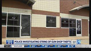 Sheriff to gun shop owners: Secure your handguns