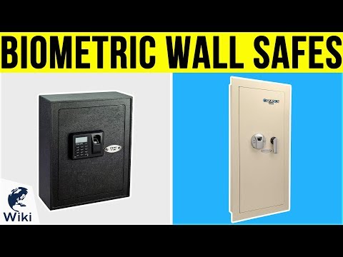 6 Best Biometric Wall Safes 2019 - UCXAHpX2xDhmjqtA-ANgsGmw