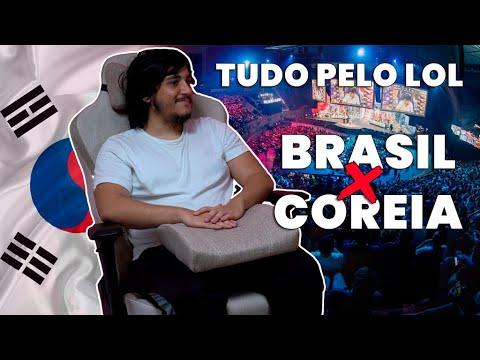 JOGAR LOL NA COREIA DE GRAÇA?? ll DT3sports