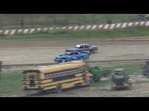 Brushcreek Motorsports Complex | 9/4/21 | Crown Vics | Feature - dirt track racing video image