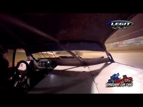 #08 Duane Wake - Hobby Stock - 6.26.21 Legit Speedway Park - In Car Camera - dirt track racing video image