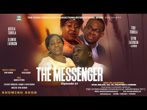 THE MESSENGER Movie - Episode 8 (NEW UPLOAD)