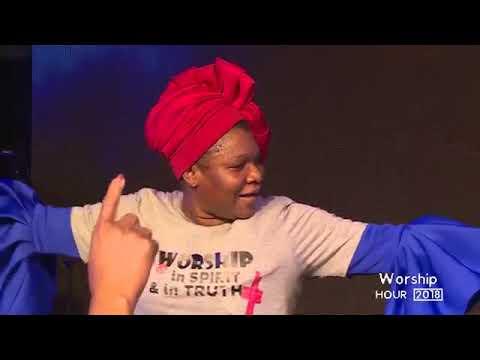 BUKOLA & DAMILOLA BEKES @ WORSHIP HOUR 2018 IKOYI LAGOS