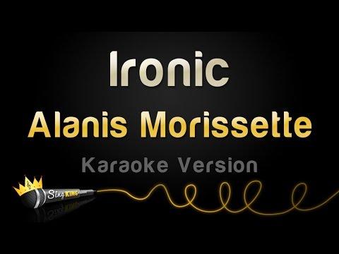Alanis Morissette - Ironic (Karaoke Version) - UCwTRjvjVge51X-ILJ4i22ew