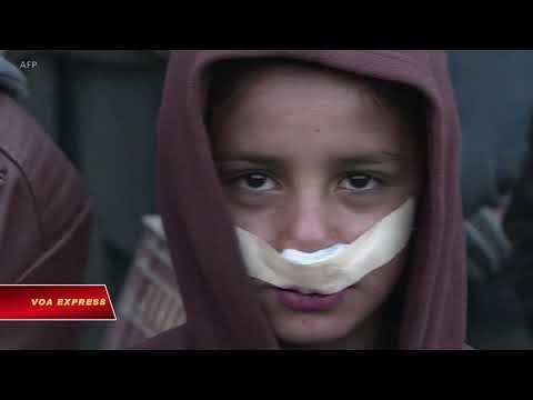 Công dân Mỹ, Ấn thiệt mạng trong vụ nổ bom ở Afghanistan (VOA)