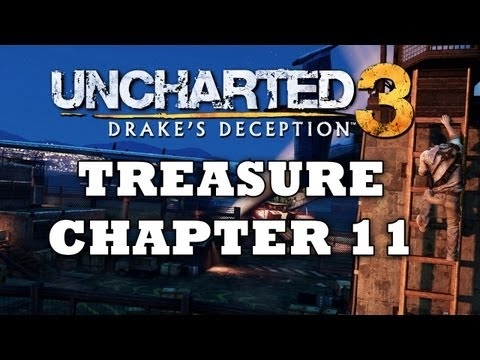 Uncharted 3 Treasure Locations: Chapter 11 [HD] - UCKy1dAqELo0zrOtPkf0eTMw