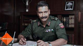 Vicky Kaushal Is Unrecognisable As Field Marshal Sam Manekshaw In Meghna Gulzar's Next   SpotboyE