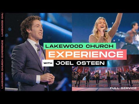Lakewood Church Sunday Service  Joel Osteen  June 20, 2021