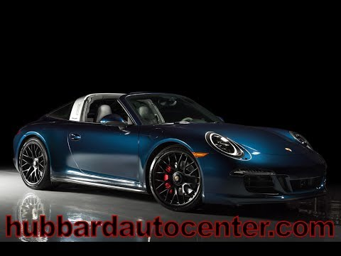 2016 Porsche 911 Targa 4 GTS - default