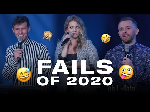 HungryGen Fails of 2020 - Bloopers, Funny Moments & More!