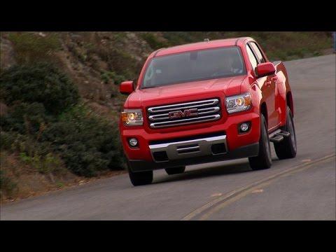 Car Tech - 2015 GMC Canyon SLE - UCOmcA3f_RrH6b9NmcNa4tdg