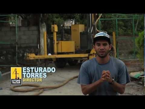El Salvador Well Drilling