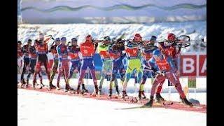 2019 Leonteq Biathlon Cup Challenger Gommer , switzerland
