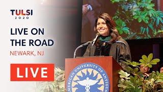 Tulsi Gabbard LIVE on the road - Commencement Speech  - Newark, NJ