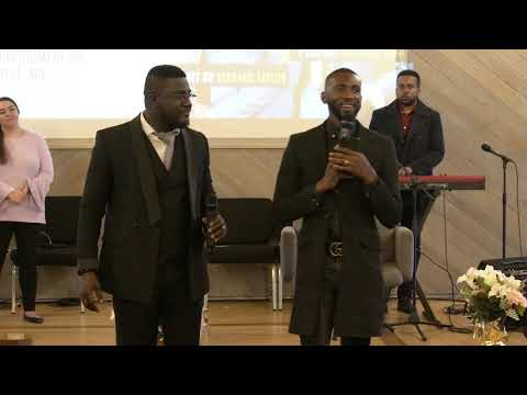 Prophetic Conference with Prophet Bernard Taylor and Prophet Passion