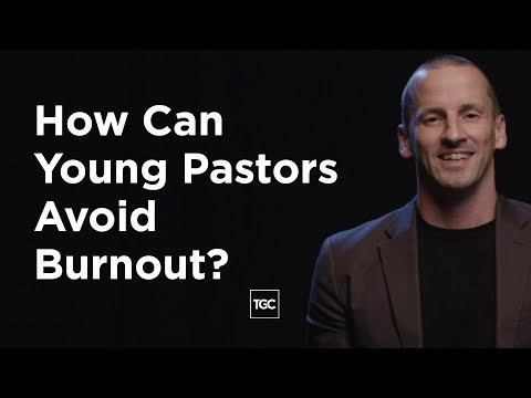 How Can Young Pastors Avoid Burnout?