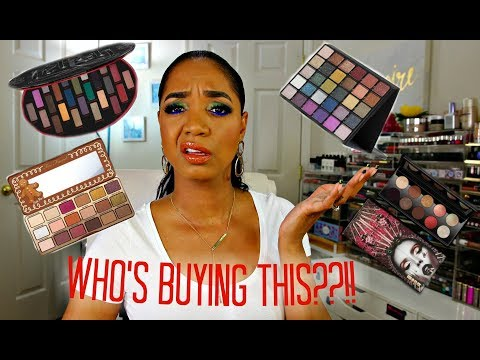 NO BUY LIST + UNREVIEW ★ New Eyeshadow Palette RELEASES ★ I AIN'T GONNA BUY IT!  -- Episode 4 - UCPWE8QVTHPLqYaCOuqWNvIw