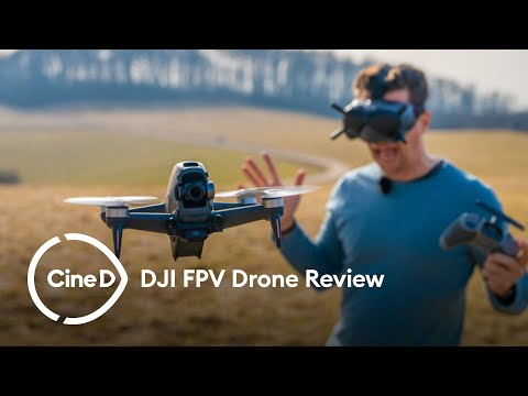 DJI FPV Review – First Look at the First-Person-View Drone - UCNz7Bd4cOw7f19Sz6nQjZNQ