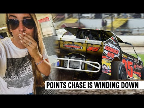 Back To Albany Saratoga Speedway! - dirt track racing video image
