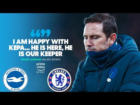CHELSEA WILL BE READY FOR LIVERPOOL || BRIGHTON 1-3 CHELSEA (FRANK LAMPARD SPEAKS)