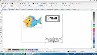 Corel Draw Tips & Tricks Double Click Rectangle tool more info