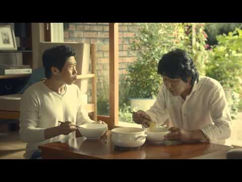 Nongshim Ramen CF (with Song Kang Ho)