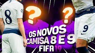 ÚLTIMO DIA DA JANELA E EU TROUXE 2 REFORÇOS DA ALEMANHA l MODO CARREIRA #06 l FIFA 19