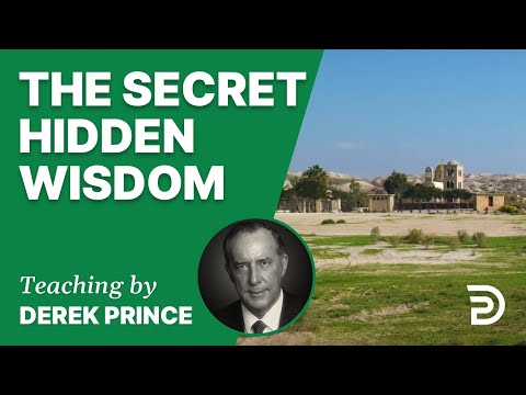 The Secret Hidden Wisdom