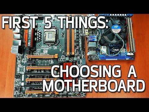 First 5 Things I Do When Choosing A Motherboard - UCvWWf-LYjaujE50iYai8WgQ