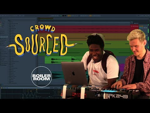 Crowdsourced #6 - Sh?m & More//Night make beats from your sounds - UCGBpxWJr9FNOcFYA5GkKrMg
