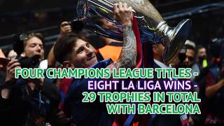 Is Lionel Messi The Best Player Ever?