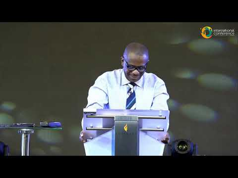 INTERNATIONAL CONFERENCE FOR PASTORS, MINISTERS, LEADERS & WORKERS 2021  DAY 2  MORNING SESSION