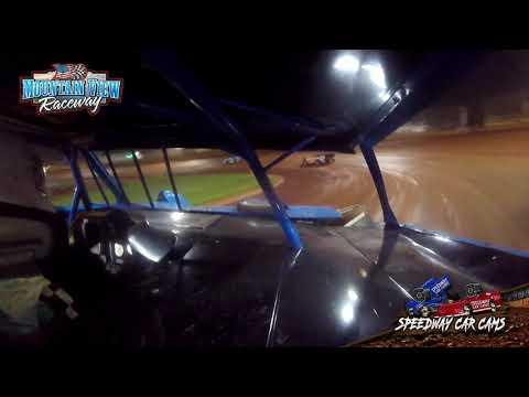#10 Lamar Hughes - Sportsman - 9-11-21 Mountain View Raceway - In-Car Camera - dirt track racing video image