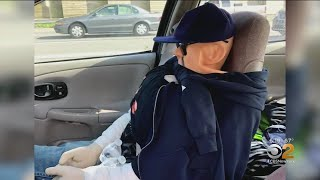 HOV Drivers Increasingly Using Dummy Passengers To Beat The System
