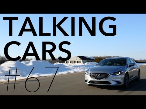 Talking Cars with Consumer Reports #67: 2016 Mazda6 and CX-5; Acura ILX | Consumer Reports - UCOClvgLYa7g75eIaTdwj_vg