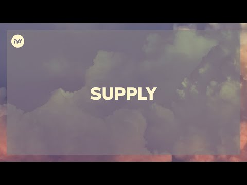 Supply (Lyric Video)  New Creation Worship