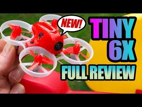 LDARC Tiny 6X Series - EASIEST Ready to Fly FPV Racer - Review, LOS, and Flight Test - UCwojJxGQ0SNeVV09mKlnonA