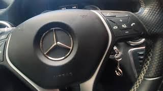 Azzeramento service Mercedes Classe A Nuova