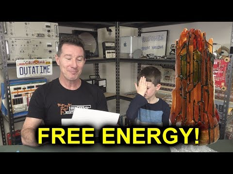 EEVblog #1227 - The Free Energy Community RESPONDS! - UC2DjFE7Xf11URZqWBigcVOQ