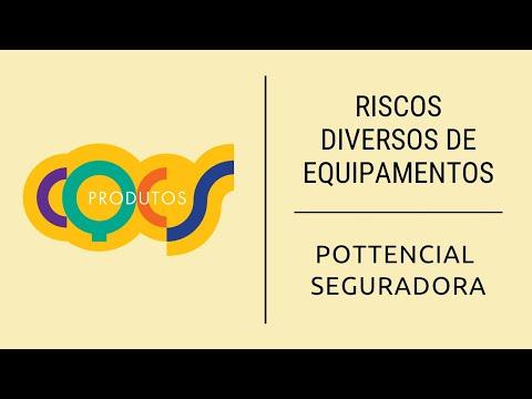 Imagem post: CQCS Produtos – Riscos Diversos de Equipamentos – Pottencial Seguradora