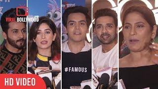 Celebrities Praises Kapil Sharma | The Angry Birds 2 Movie Screening