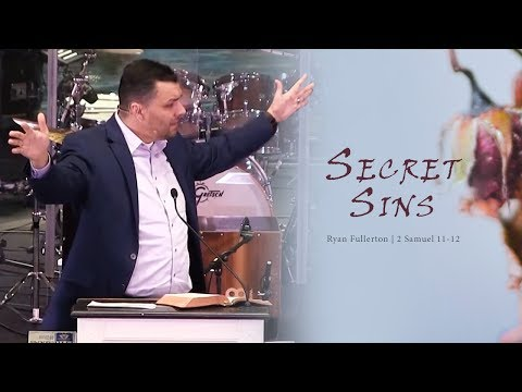 Secret Sins - Ryan Fullerton