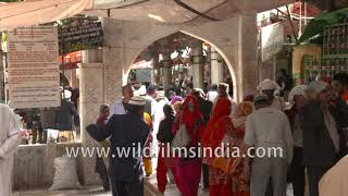 Ajmer welcomes pilgrims to Urs of Moinuddin Chishti under tight security watch