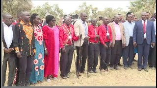 RUTO MASSIVELY RECEIVED IN SUSWA!WARNS HIS CRITICS AGAINST REGULATING CHURCHES